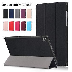 For Lenovo TAB M10 FHD Plus 2nd Gen X306 Tablet Slim Magnetic Folding Flip Case