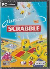 Junior Scrabble PC CD-ROM Windows 98/ME/2000/XP NEW