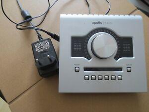 Universal Audio UAD 2 Apollo Twin   Duo Core Thunderbolt Audio Interface  #41#