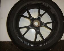 TRIUMPH SPEED TRIPLE 1050 2011 2012 2013 2014:WHEEL - REAR (NO TYRE):USED