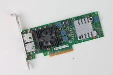 Dell Intel X520-T2 10Gb Dual Port Ethernet PCIe Adapter JM42W 0JM42W \in server