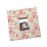 """Bramble Cottage Layer Cakes 42 10"""" Squares by Brenda Riddle for Moda 18690LC"""