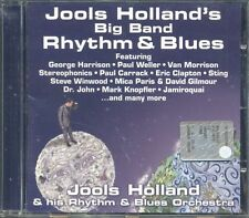 Jools Holland - Small World Big Band (Sting/Clapton/Knopfler) Cd Eccellente
