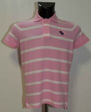 BOYS ABERCROMBIE AND FITCH TOP COTTON SIZE XL ( 16 -18 YRS ) MENS S NWT