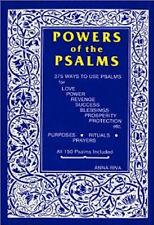 POWERS OF THE PSALMS BRAND NEW ENGLISH ANNA RIVA