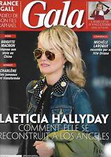 GALA n°1284 17/01/2018  Laeticia Hallyday/ Brigitte Macron/ Charlotte/ Charlène