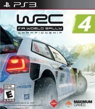 WRC 4: FIA World Rally Championship - Dynamic Vehicles Daring Car Races PS3 NEW