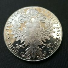More details for 1780 austria silver maria theresa thaler coin proof (384