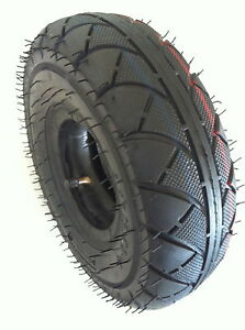 ELECTRIC SKATEBOARD STREET TYRES AND TUBES ( QTY 4 )