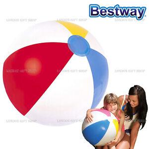 "24"" Inflatable Blow Up Kids Beach Ball Paw Patrol Princess Cars Giant Football"