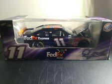 Denny hamlin #11 Fedex Express 2011 Camry limited edition. BOX DAMAGE
