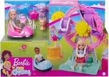More details for barbie chelsea carnival playset ghv82 brand new & boxed
