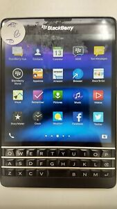 BlackBerry Passport SQW100-3 AT&T 32GB Clean IMEI Good Condition IP-1409