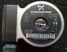Grundfos UP 15-50 E7 NES PC 0712NE P/N 59825510 cabeza de bomba de reemplazo Usado