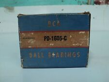 Vintage BCA Bearing PD-1605-C New Old Stock in Original Box