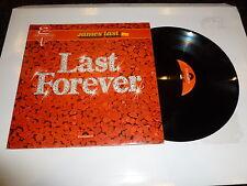JAMES LAST - Last Forever - 1981 UK medleys-a-go-go double Vinyl LP