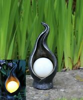 Garden Solar Ornament Flicker Light Decoration Fairy Garden LED Light up