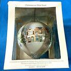 "Hallmark ""Christmas On Main Street"" Large Ornament 2008"