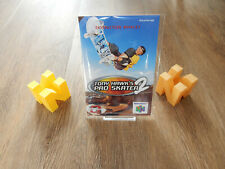 PAL N64: Tony Hawk's Pro Skater 2 Manual Only (AUS) English  Nintendo 64