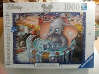 Ravensburger Disney Collector's Edition Dumbo 1000 piece Jigsaw Puzzle ~ New!
