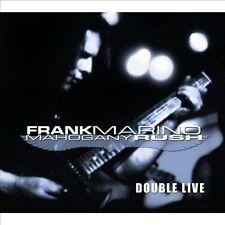 Double Live by FRANK MARINO (Guitar)/Frank Marino & Mahogany Rush (CD/Digipak)