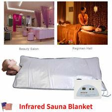 Sauna Slimming Blanket Professional Detox Heating Therapy Anti Ageing Machine Us