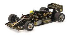 Minichamps 540851812 1985 Lotus Renault 97T F1 Aryton Senna 1:18 Scale Diecast
