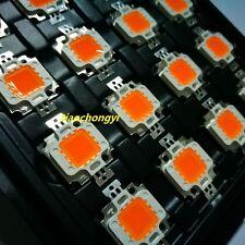 10w 10 Watt Full Spectrum Led Chip 380nm840nm Plant Grow Lights 10pcs