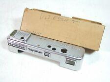 Voigtlander VITESSA T - TOP PLATE boxed - meter not working - Made in Germany