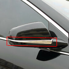 Hot Sale for Cadillac SRX 10-16 Stainless Side Rearview Mirrors Cover Trim 2PCS