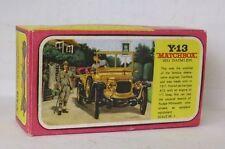 Repro Box Matchbox MOY Nr.13 1911 Daimler Blisterbox
