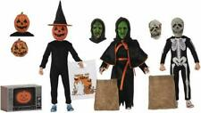 """NECA Halloween III 3 Season of the Witch 8"""" Clothed Action Figure Set - 60699"""