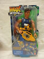 Mattel Max Steel Typhoon Rescue O3