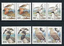 Bund 1539/42 ** - Paar - Wildvögel