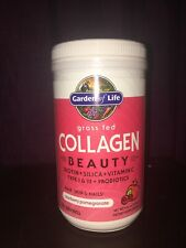 Garden of Life Grass Fed Cranberry Pomegranate Beauty Collagen +Biotin/Silica