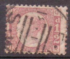 1870 Qv Sg49 Pl10 1/2d Rose Bantam Lovely Reduced