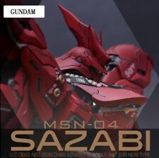 Gundam MG AnchoreT Sazabi 1.0 Ver.Ka&Expansion Pack GK Conversion Kits 1:100