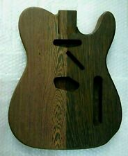 Tele Body George Harrison Tribute in Wenge