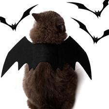 Fine Puppy Cat Bat Wings Halloween Vampire Costume Creative Dress For Animal FA3
