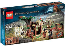 LEGO ® Pirati dei Caraibi-fuga prima dei cannibali 4182 & OVP