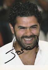 Autographe Original: JAMEL DEBBOUZE