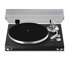 New listing Teac Tn-350 Record Player Analog Turntable Excellent Condition Matte Black