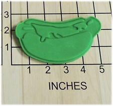 BBQ Hotdog In Bun Cookie Cutter and Stamp #1245