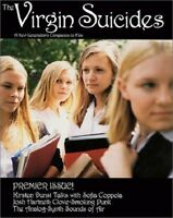 THE VIRGIN SUICIDES JAPAN Film Photo GUIDE BOOK Sofia Coppola Corrine Day