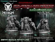 Hitech Miniatures - 28SF013 Alpha Corporis Two 28mm Warhammer 40k 40000