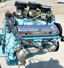 1966 Pontiac GTO Restoration Quality Tri Power System