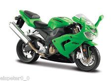 Kawasaki Ninja ZX-10R, Maisto Modelo De Motocicleta 1:18, Nuevo, EMB.ORIG