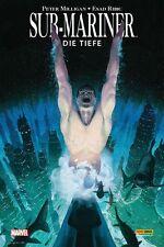 Sub-Mariner/Namor (allemand) Marvel Graphic Novel Bande dessinée Action 2013 Lim. HC 555 ex