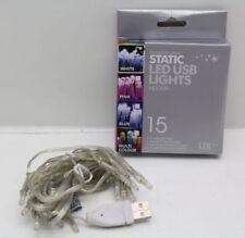 Less than 20 USB Fairy Lights