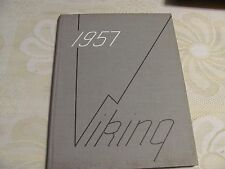1957 Grand View College Yearbook Des Moines Iowa Yearbook Viking School